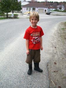 Fishing Elijah Boots