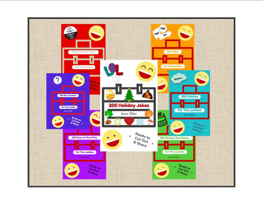 Lunchbox Series Books