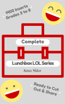 Complete Lunchbox LOL Series