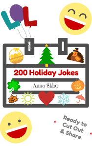 Holiday Jokes Cover