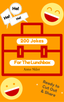 200 Jokes for the Lunchbox
