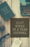 2017 Bible In A Year Journal